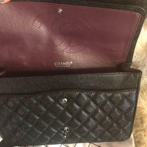 Handbags - SOLD Jumbo double flap handbag